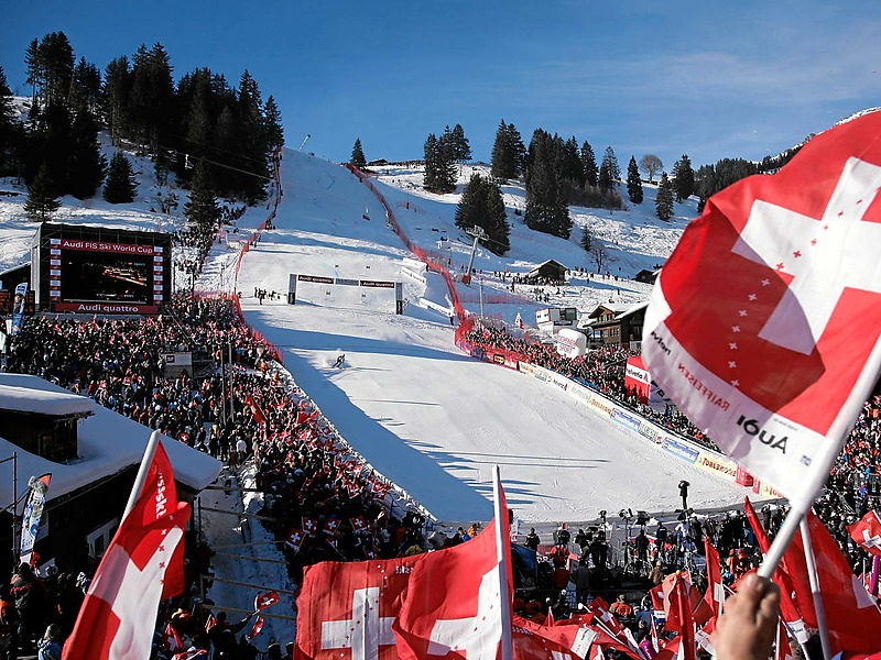 World Cup Adelboden January 4th - 8th 2017 or at least 4 nights