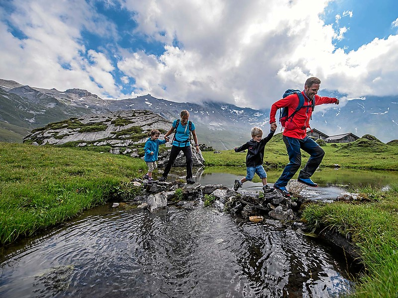 Recreation in the mountains May 27 – October 25